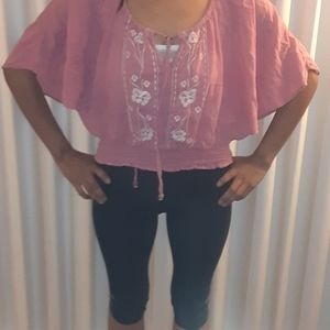Mossimo Size M pink camisole